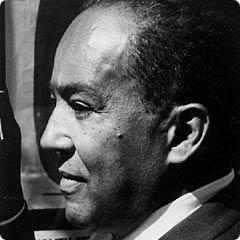 Langston Hughes Writing Worksheet